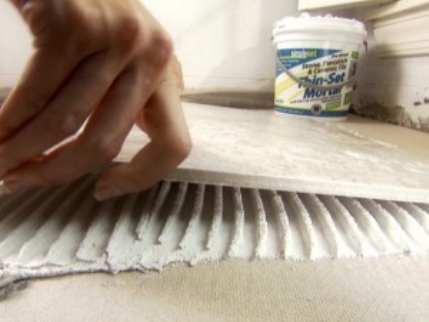 Советы плиточников - как уложить плитку самостоятельно