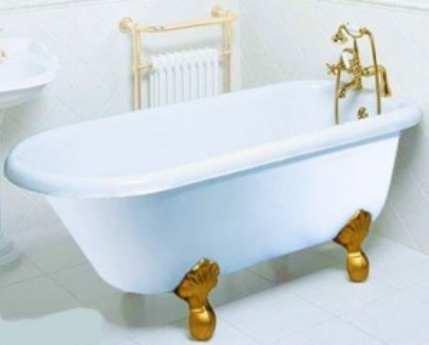 Достоинства и недостатки чугунных ванн