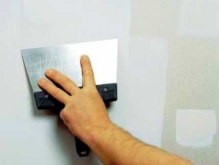 Как заштукатурить стену