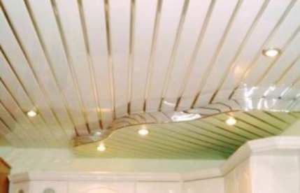 Монтаж потолочных пластиковых ПВХ-панелей своими руками
