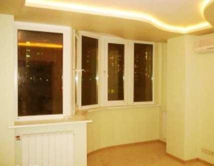 Как совместить балкон с лоджией