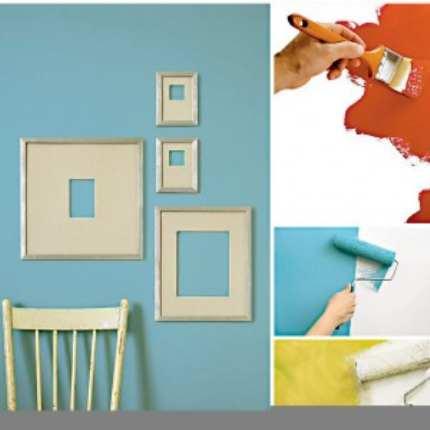 Подготовка к окраске стен