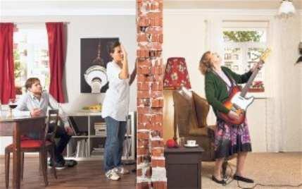 Как устранить шум от ремонта соседей?