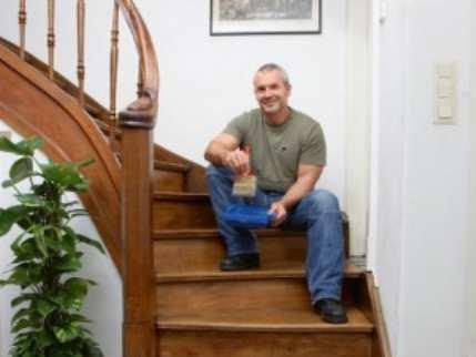 Ремонт скрипучей лестницы своими руками