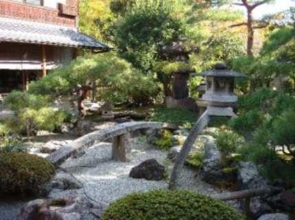 Сад в японском стиле – тишина и спокойствие!