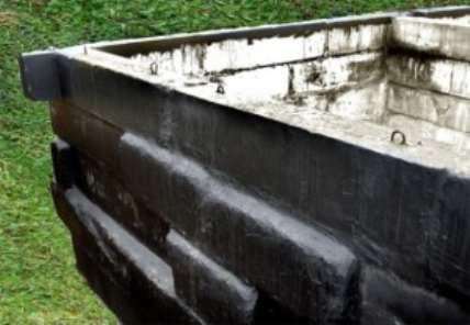 Битумная гидроизоляция фундамента