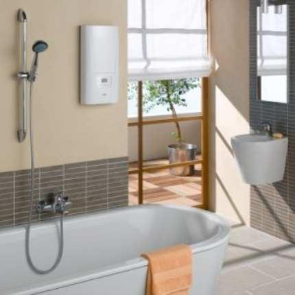 Выбор водонагревателя для ванной