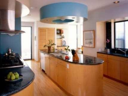 Разрабатываем дизайн интерьера кухни