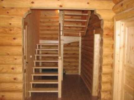 Строительство внутренних лестниц